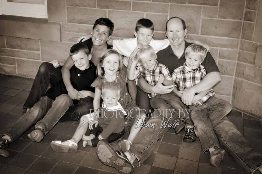 Family Photographer Alberta Museum