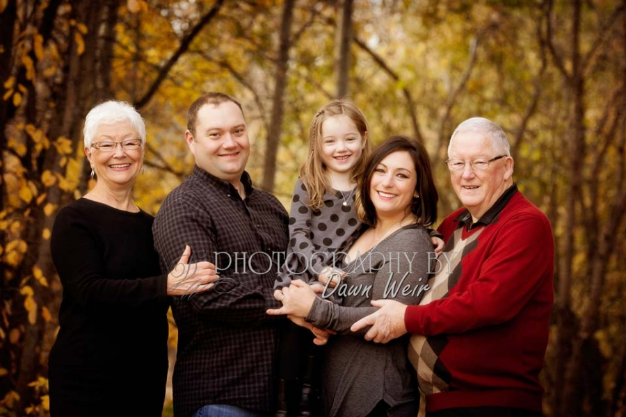 edmonton family photo dawn weir