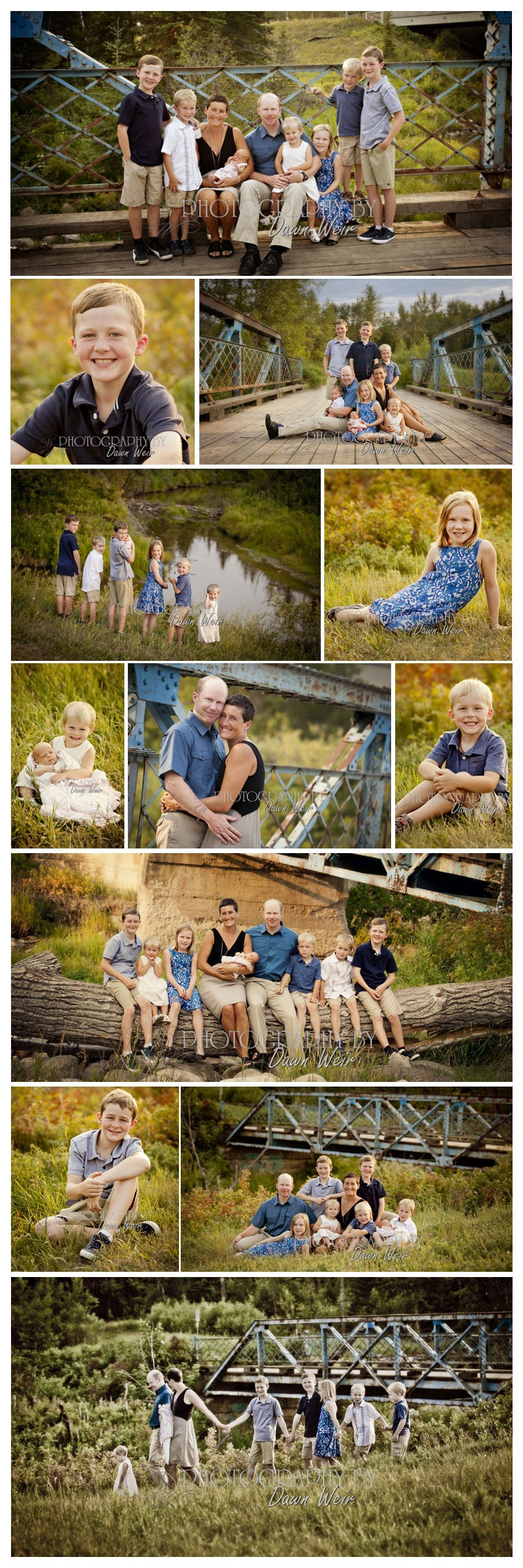 family photo session mactaggart sanctuary