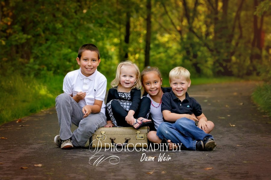 edmonton fall family photography