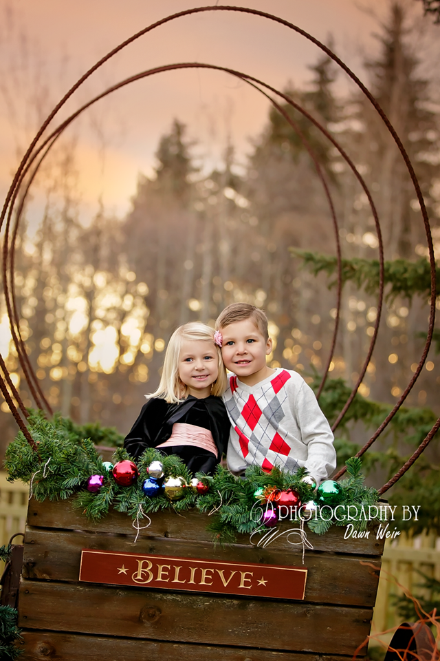 edmonton christmas holiday mini photo sessions