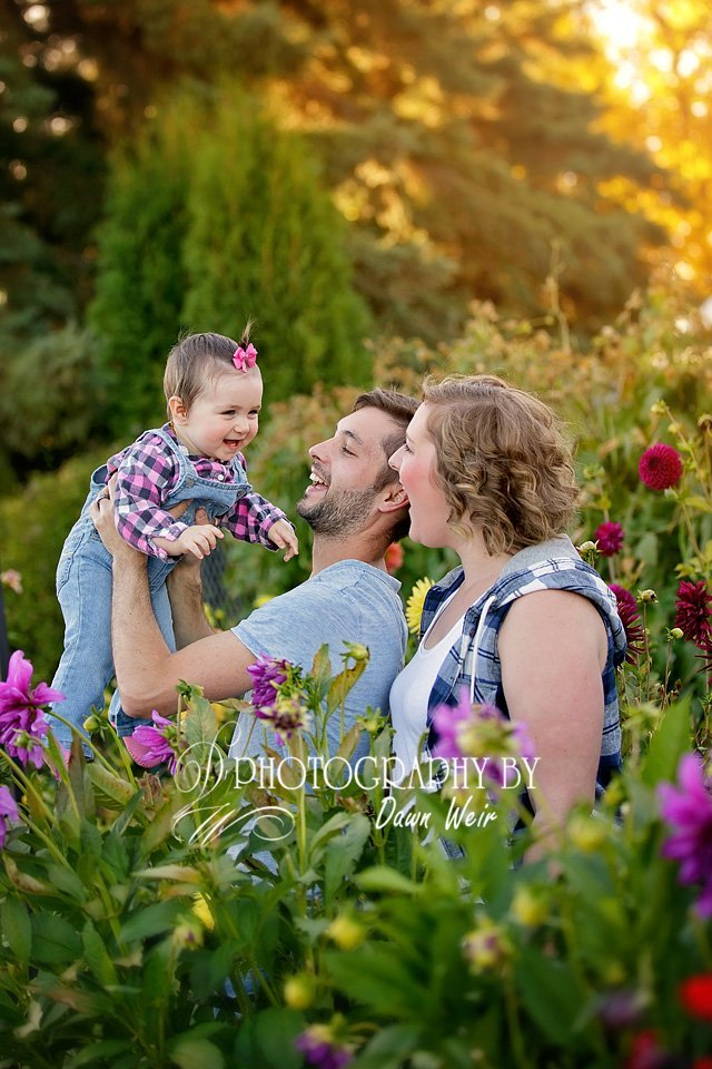 st albert fall family photographer