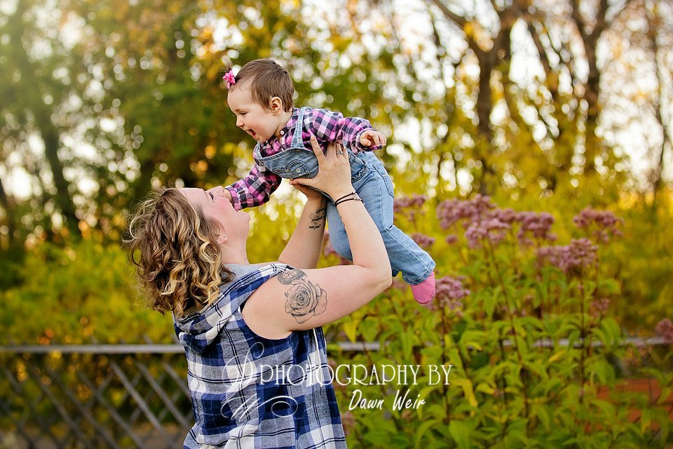 st albert fall family photographer
