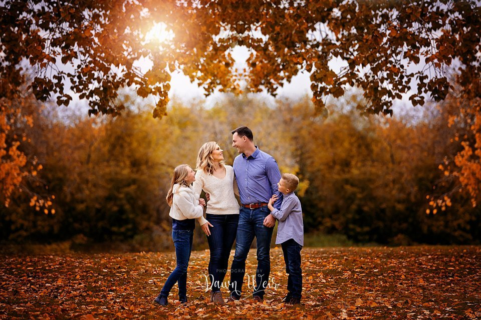 location st albert river valley edmonton family photography by dawn weir