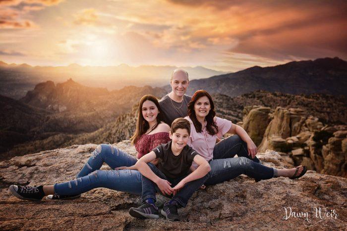 edmonton-family-photography-session-dawn-weir-family-on-mt-lemmon-tucson-arizona