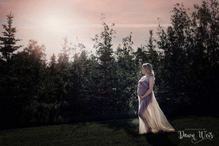 edmonton_maternity_photographer_dawn_weir_mill_creek_ravine_maternity_tutu_gown
