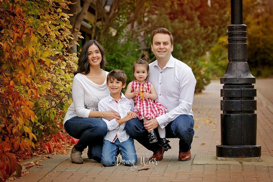 by dawn weir family photography location downtown st albert